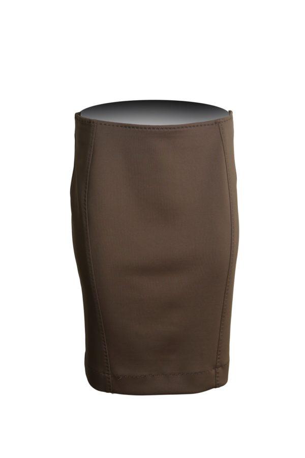 Skirt Savannah, double jersey