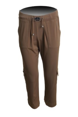 Cargo trousers Savannah, single jersey