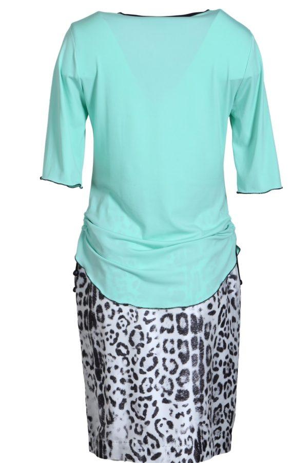 Shirt with drawstrings, mint, uni KA