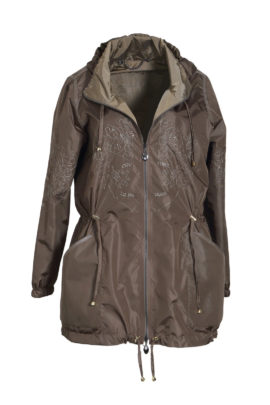 Summer cult parka savanne, double microfibre