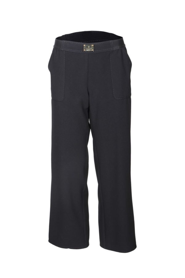 Palazzo pants, georgette