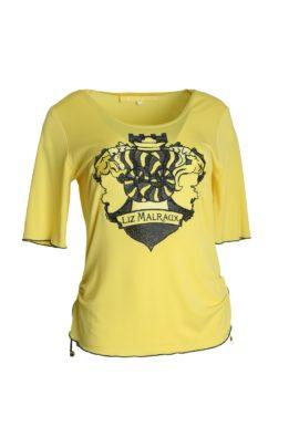 Shirt Grand Prix navy yellow