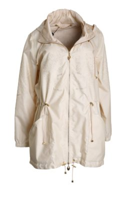 Summer cult parka, double microfibre ceramic