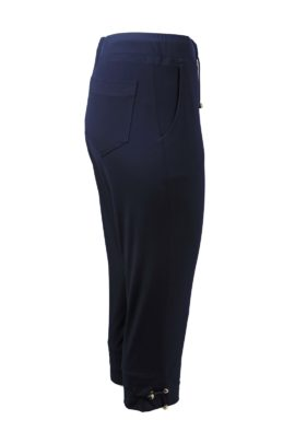 Classic single jersey trousers with 4 pockets