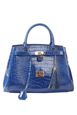 Cornet-Bag, bluen