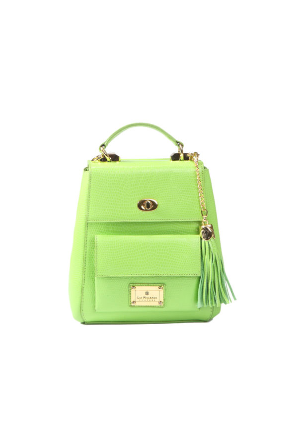 City Bag pure, may green