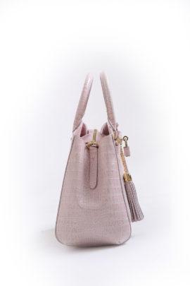 Cornet-Bag, rosenquarz