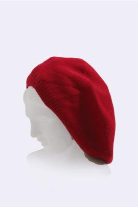 Barretto 100% cashmere red