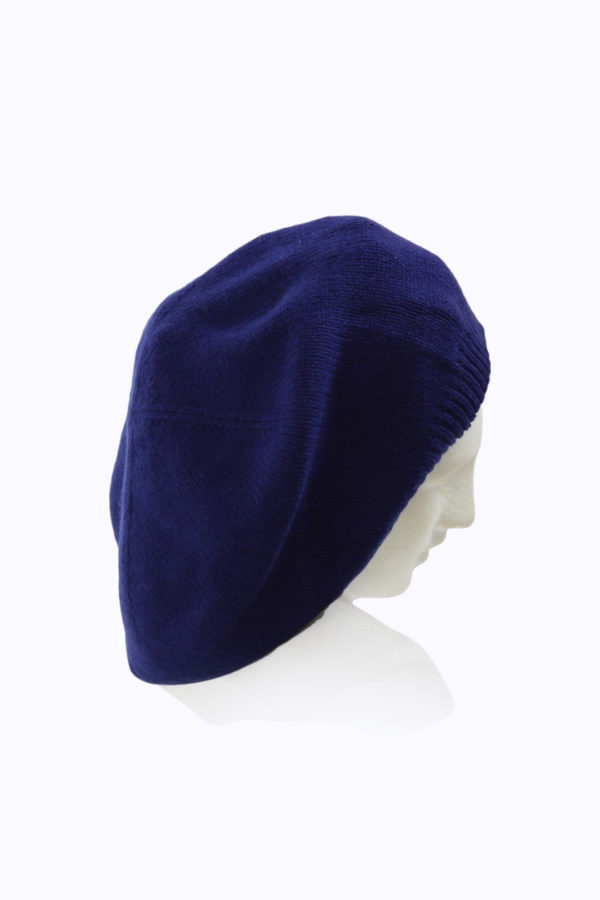 Barretto 100% cashmere royal blue