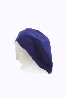 Barretto 100% cashmere royal blue
