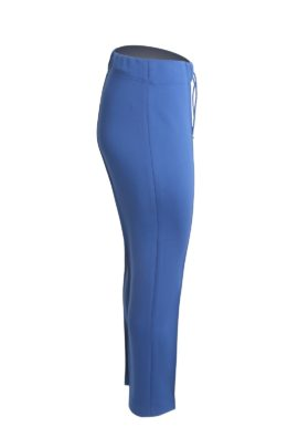 Classic logo pants, royal blue