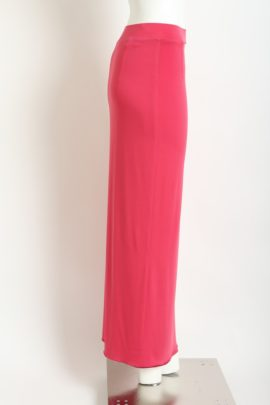Evening skirt Classic flamingo
