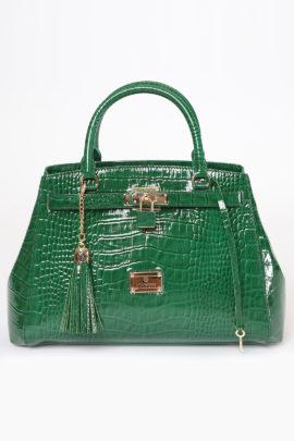 Cornet-Bag, green