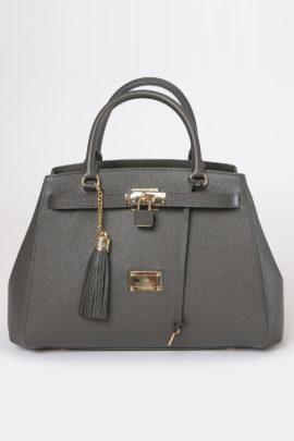 Cornet-Bag, grey