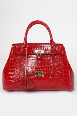 Cornet-Bag, red