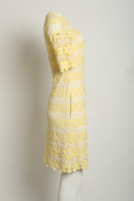 Dress Flowers Lace