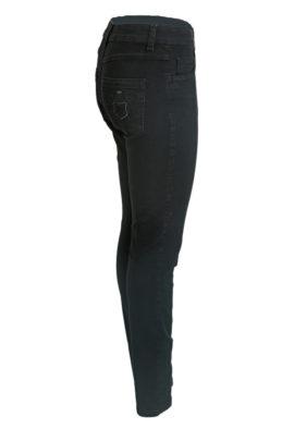 Jeans Cotton & Lycra, schwarz