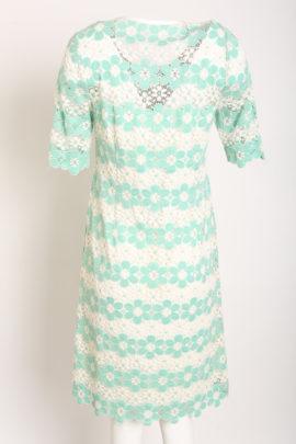 Dress Makrame lace