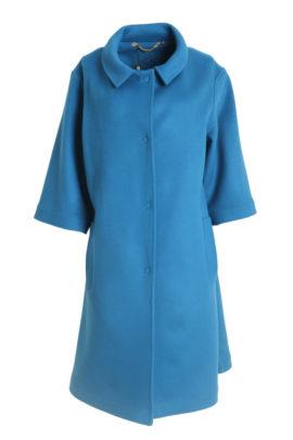Coat, Merino-Cashmere