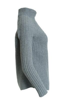 Pulli grey 100% Kaschmir