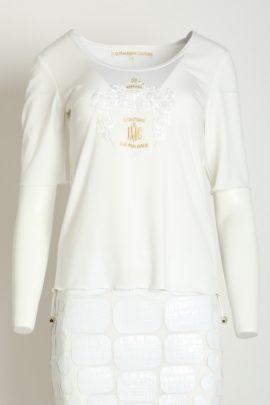 Shirt Kordel heraldic - embroidery