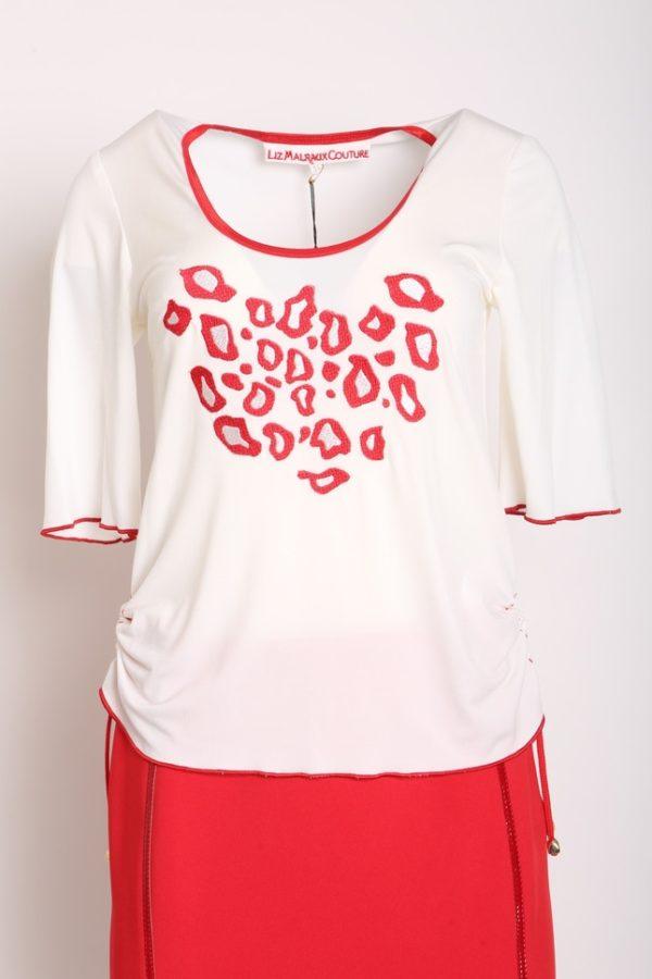 Shirt Leo-Embroidery