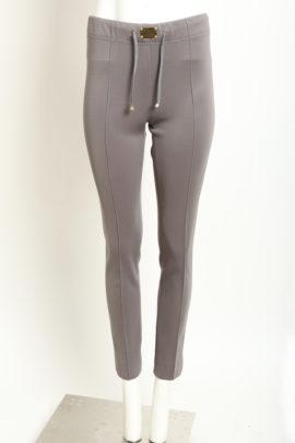 Classic logo pants, gray