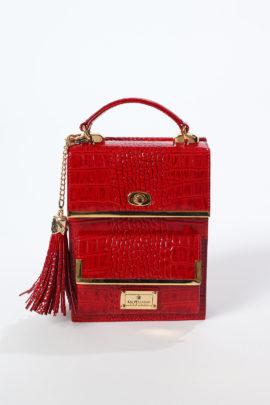 City Bag red