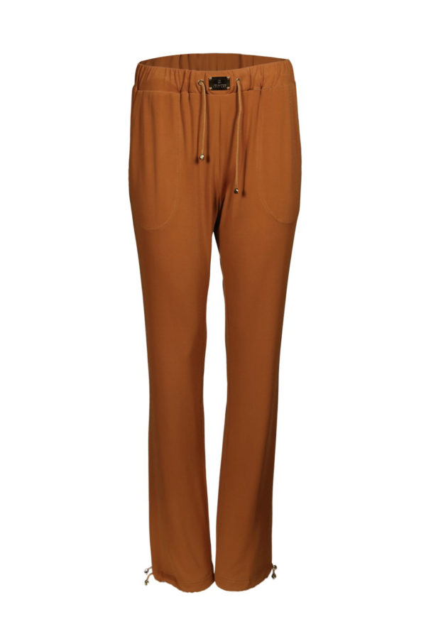 Jogger pants, double jersey