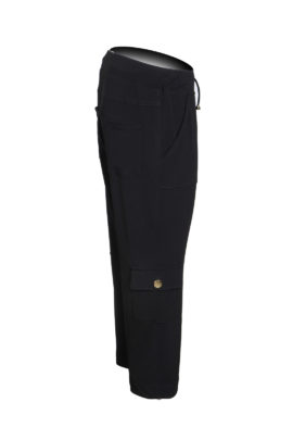 Pluderhose black classic with 4 pockets