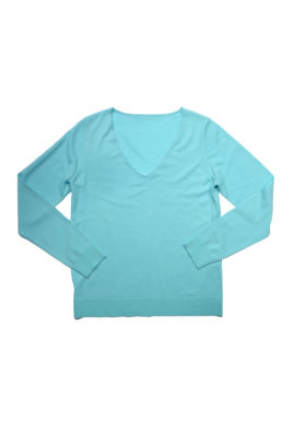 V-Pulli ice blue