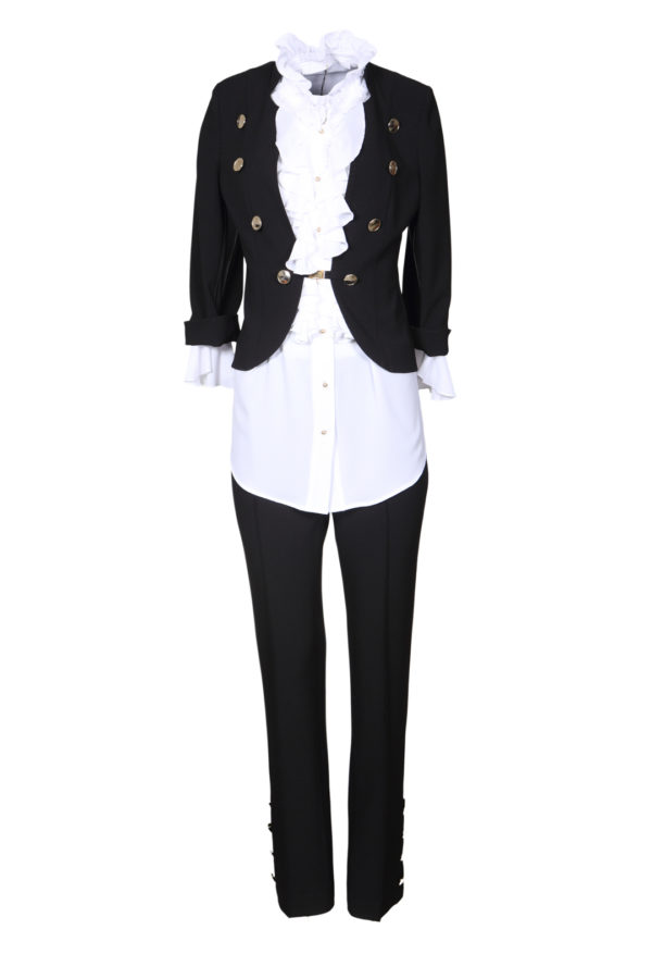 Retro spencer jacket