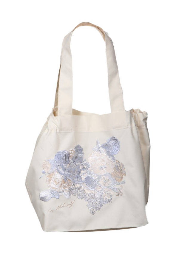 Bag with Indian Summer embroidery
