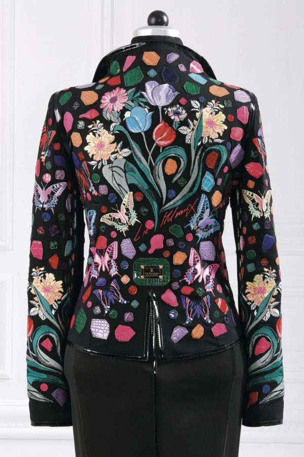 Jacket Masterart with patches