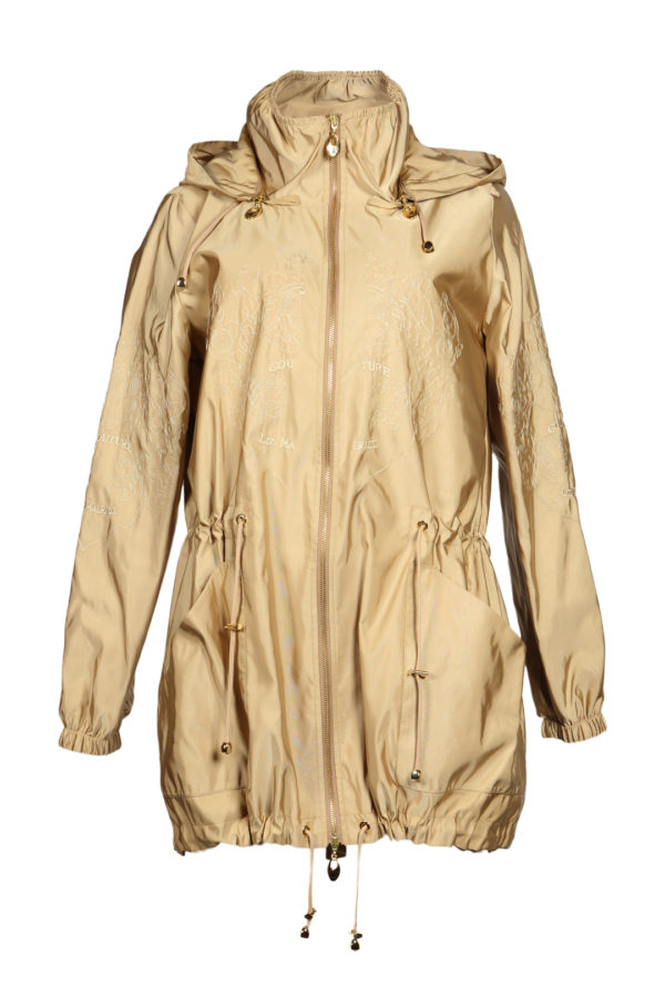Summer cult parka double microfiber