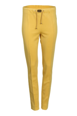 Trousers LOGO-classic yellow