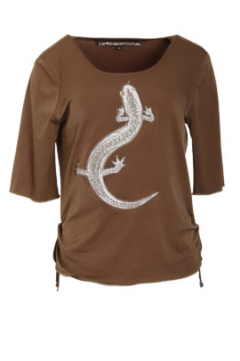 Shirt salamander