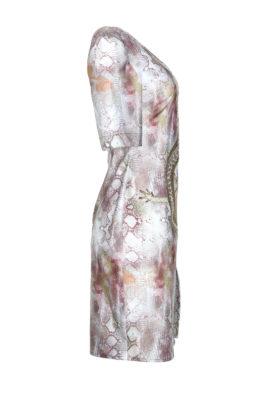 Jungle sheath dress