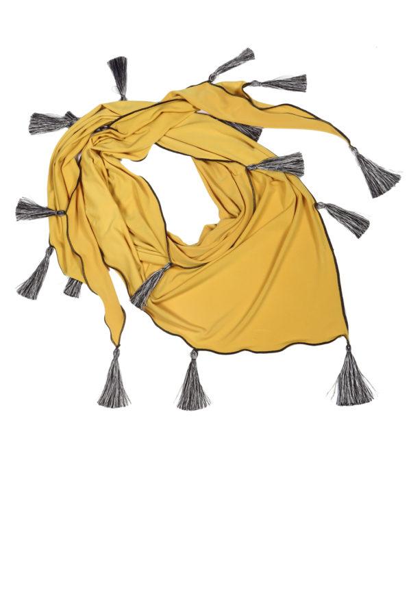 Jersey scarf