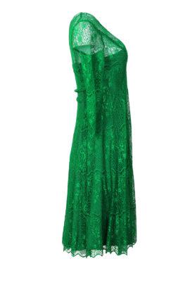Dress lace 3/4 sleeve