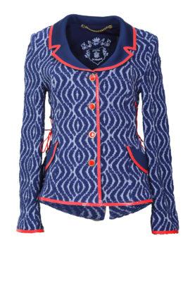 Cloqué jacket