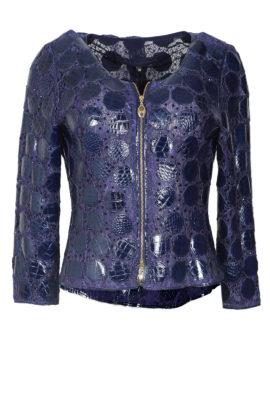 Jacket elastic lace