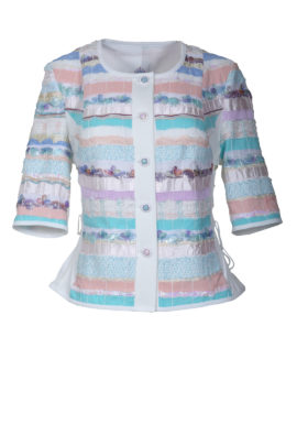 Jacket pastel