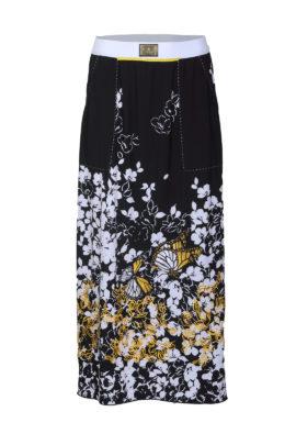 Maxi skirt Butterfly