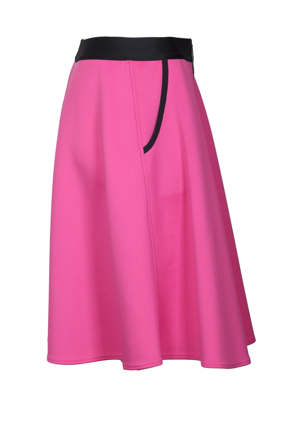 Trapeze Skirt Golf - Couture