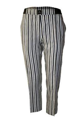 Trousers 7/8 linen