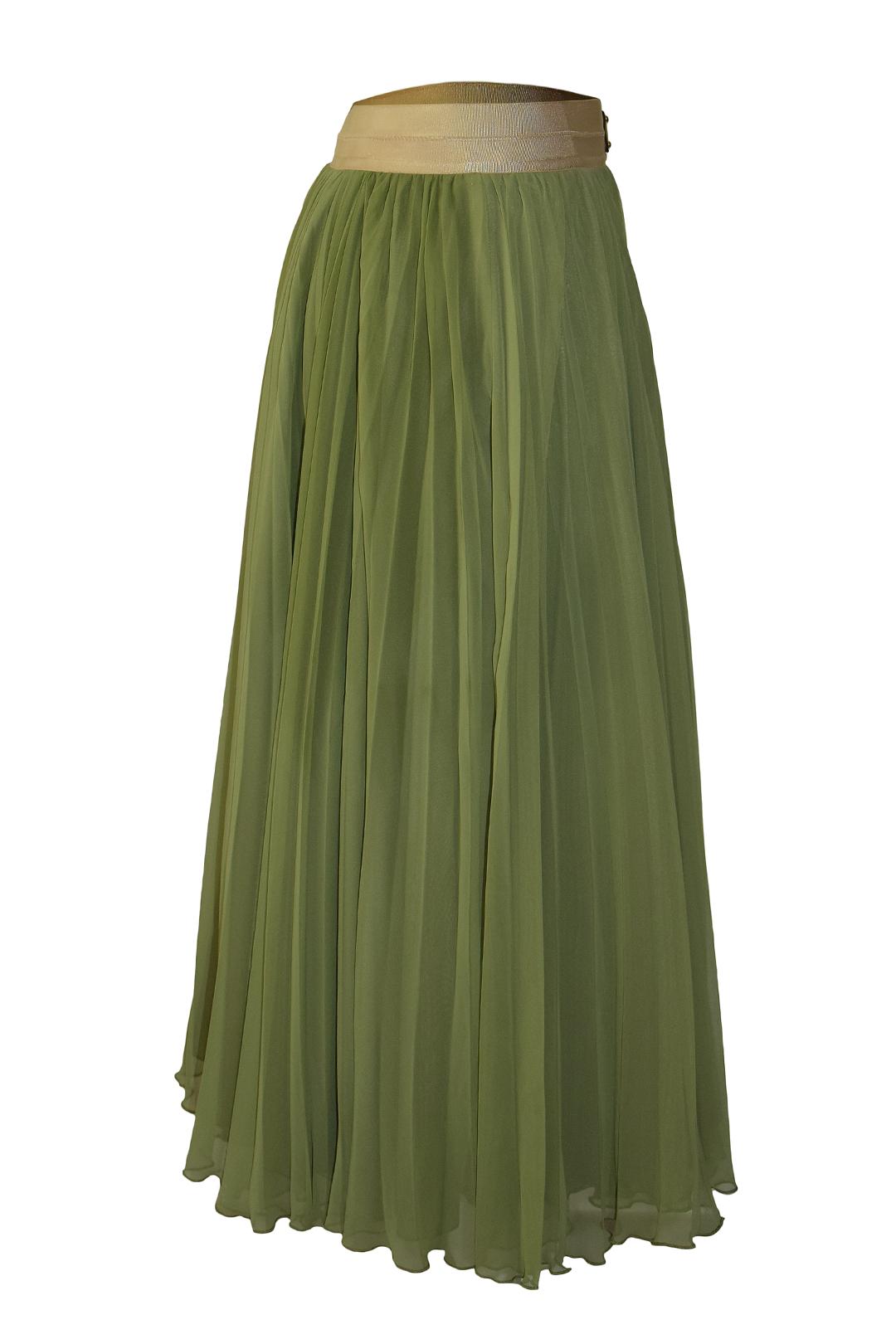 Pleated skirt Helliodor