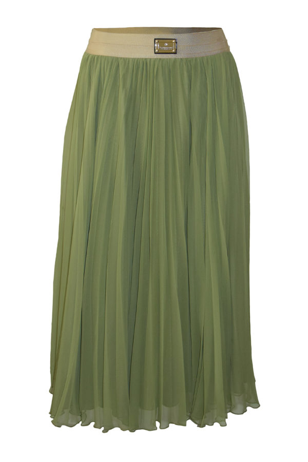 Pleated skirt Helliodor