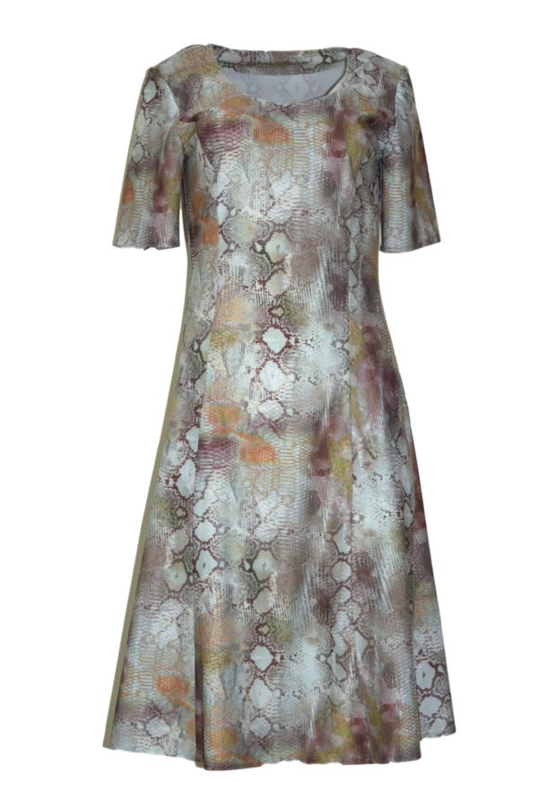 Dress Safari Print Classic