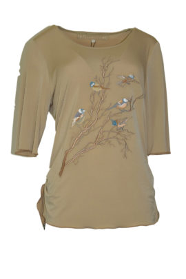 Shirt Winter Birds KA